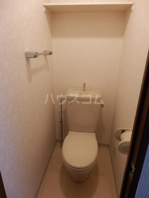 プリマベーラ伊勢宿 312号室のトイレ