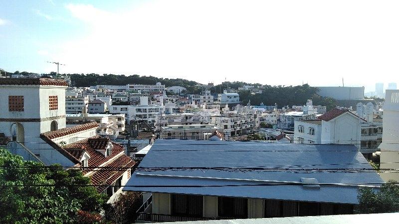 高里アパート 201号室の景色