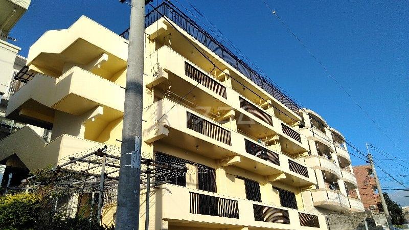 高里アパート 201号室の外観