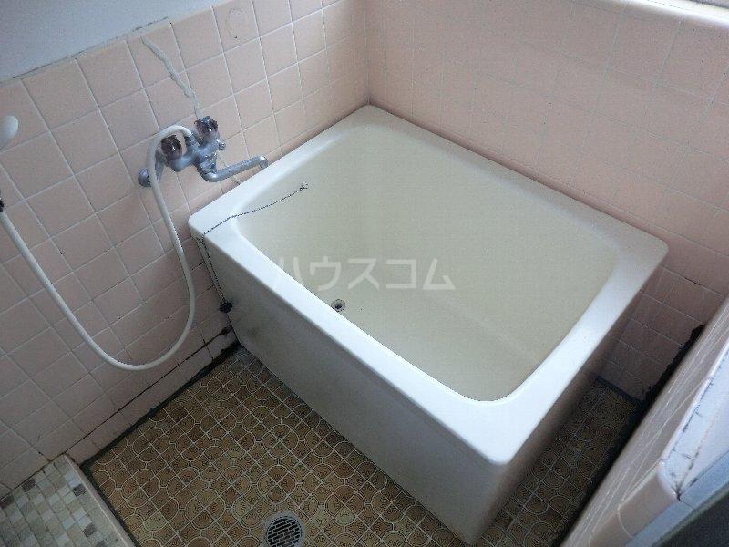 水心荘 2-E号室の風呂