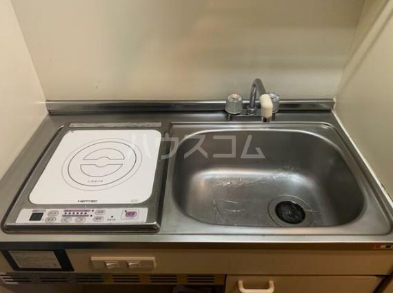 GIビルⅢ 601号室のキッチン