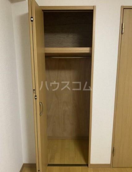 GIビルⅢ 601号室の収納