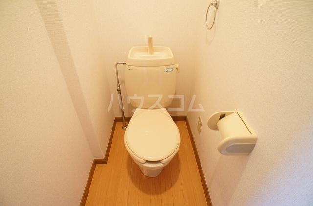 コンフォート2 01010号室のトイレ