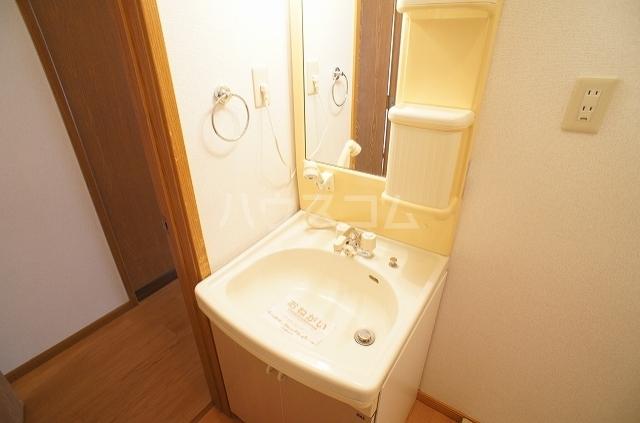 コンフォート2 01010号室の洗面所