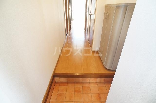 コンフォート2 01010号室の玄関