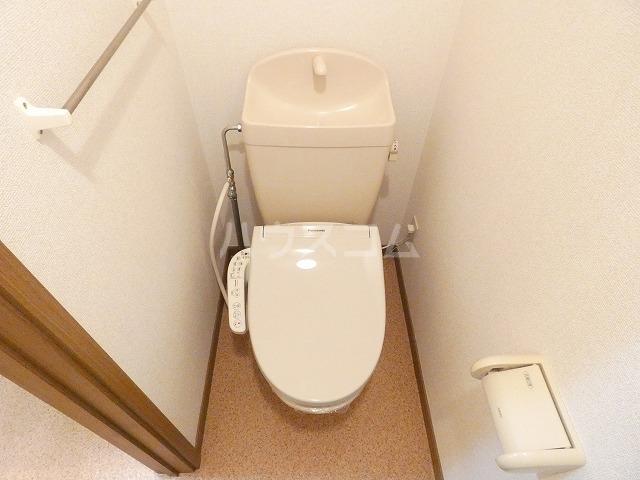 ソレアード・パラーシオ 01020号室のトイレ