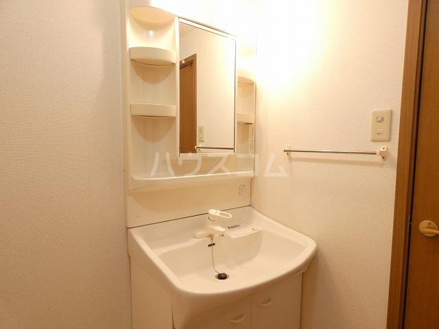 ソレアード・パラーシオ 01020号室の洗面所