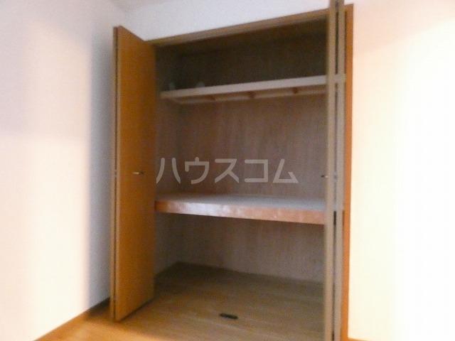 ソレアード・パラーシオ 01020号室の収納