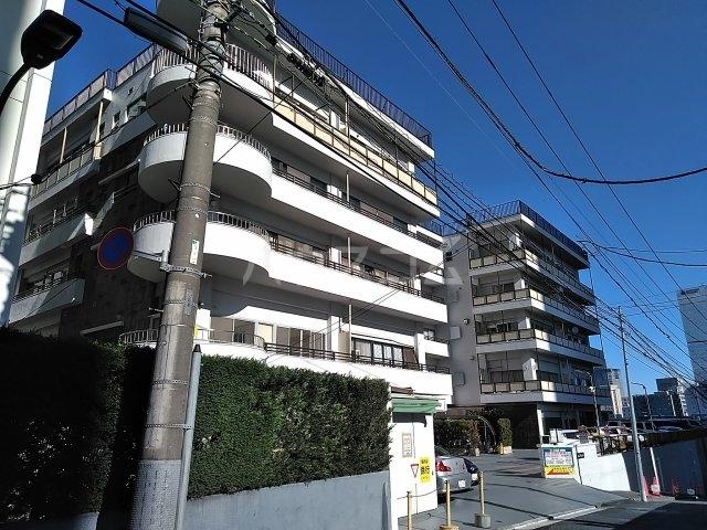 赤坂パレスマンション外観写真