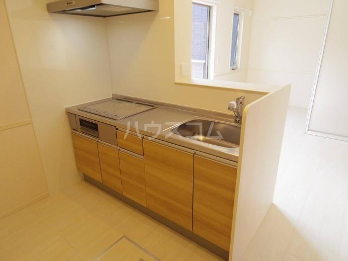 エスキーナ 101号室のキッチン