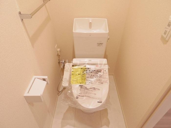 エスキーナ 101号室のトイレ