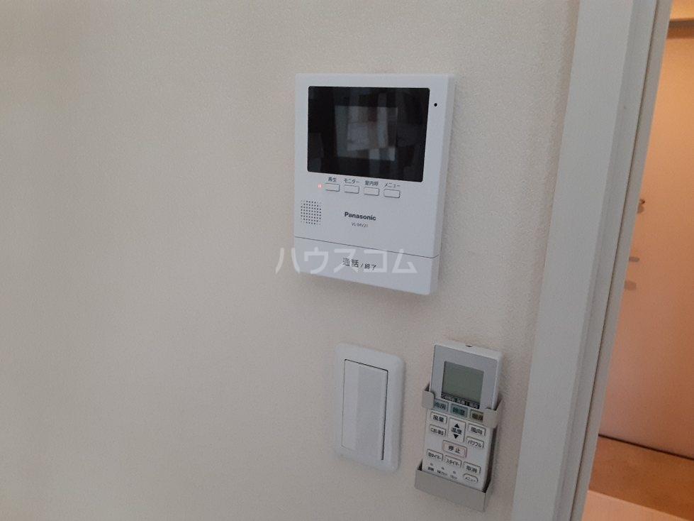 フローライト日吉 202号室のセキュリティ