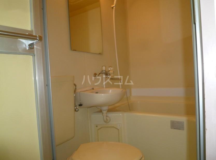 メントハウス富士見 205号室のトイレ