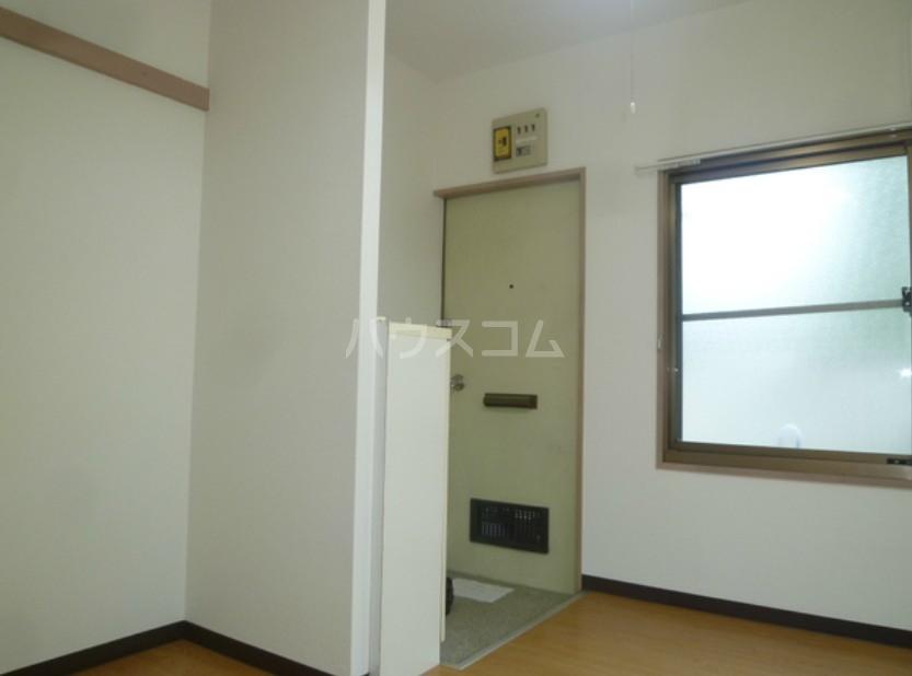 メントハウス富士見 205号室の玄関