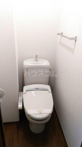 セイポート上大岡 205号室のトイレ