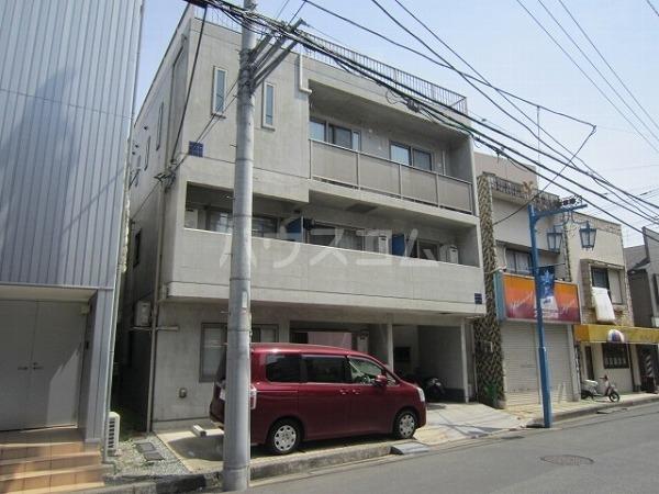 レジデンシャルCUBE日吉本町外観写真