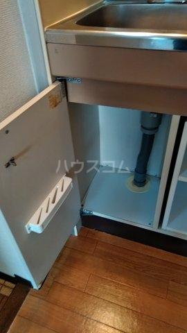ジョイフル戸越 305号室のキッチン