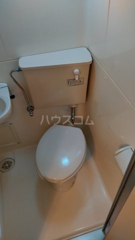 ジョイフル戸越 305号室のトイレ