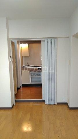 ジョイフル戸越 305号室のベッドルーム