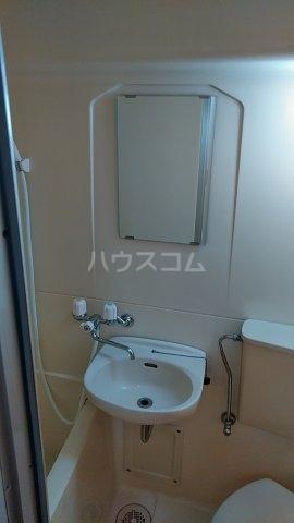 ジョイフル戸越 305号室の洗面所