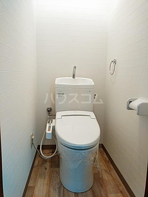 ネオキャッスル B 302号室のトイレ