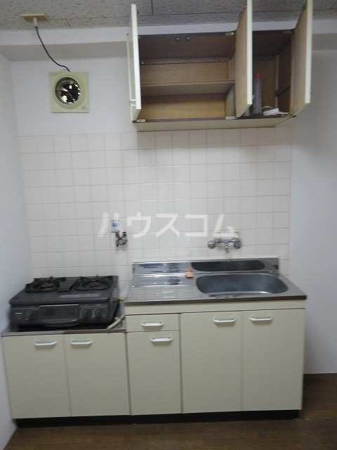 レジデンス桂 202号室の風呂