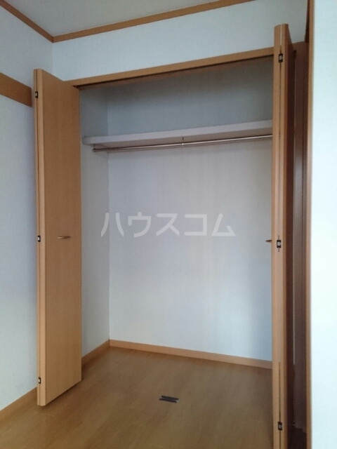 プラシドB 01020号室のベッドルーム