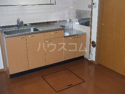 プラシドB 01020号室のキッチン