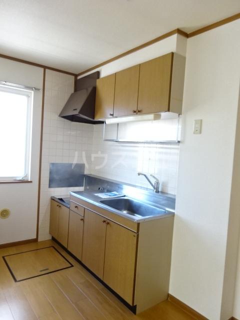 エスポワール大井A 01010号室のキッチン