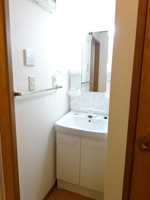 エスポワール大井A 01010号室の洗面所