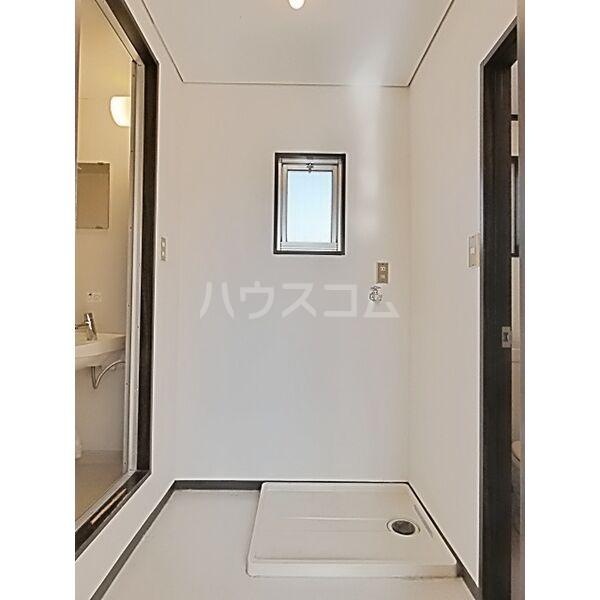 フォーブル蟹江 201号室の玄関