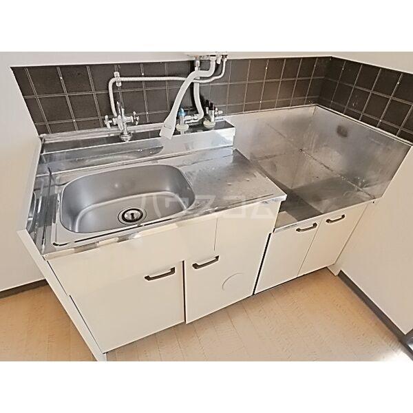 フォーブル蟹江 201号室のキッチン