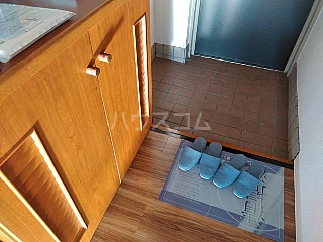 エスタシオン犬山 504号室の玄関