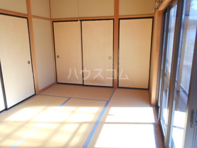 グリーンハウス田部井5号棟の居室