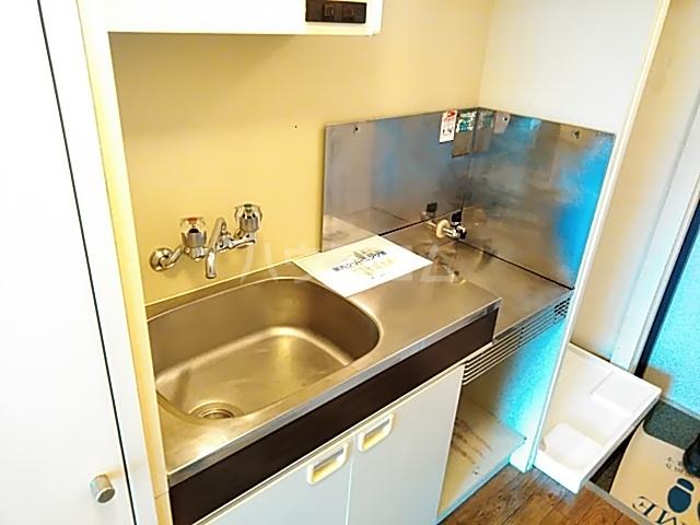 マキシス本厚木 307号室のキッチン