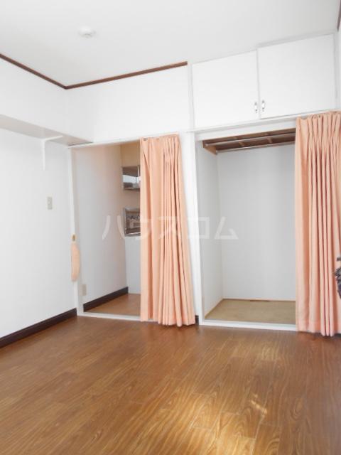 メゾンハタノⅠ 105号室のベッドルーム
