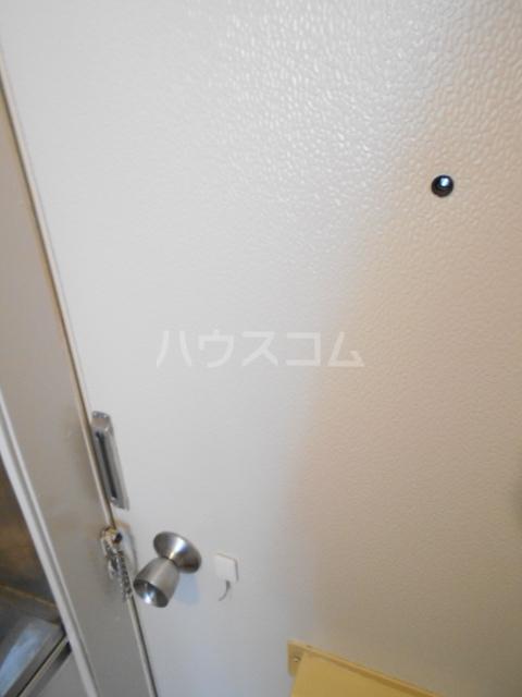 メゾンハタノⅠ 105号室のセキュリティ