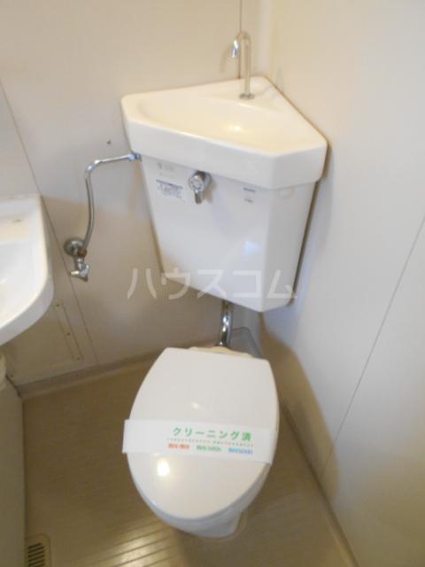 メゾンハタノⅠ 105号室のトイレ