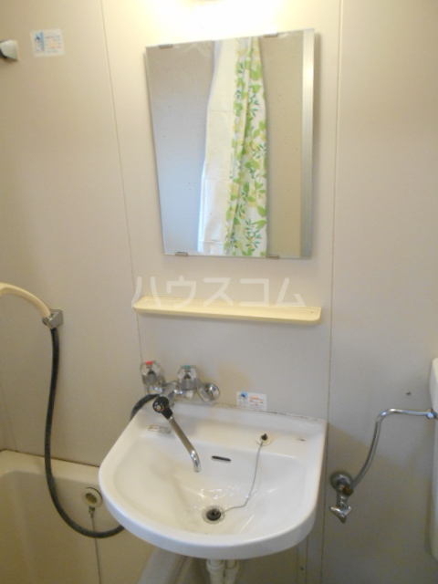 メゾンハタノⅠ 105号室の洗面所