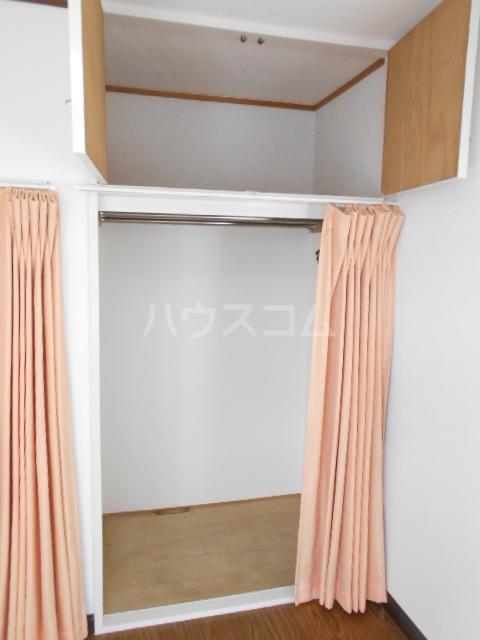メゾンハタノⅠ 105号室の収納