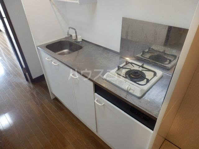 プリマベーラ伊勢宿 210号室のキッチン