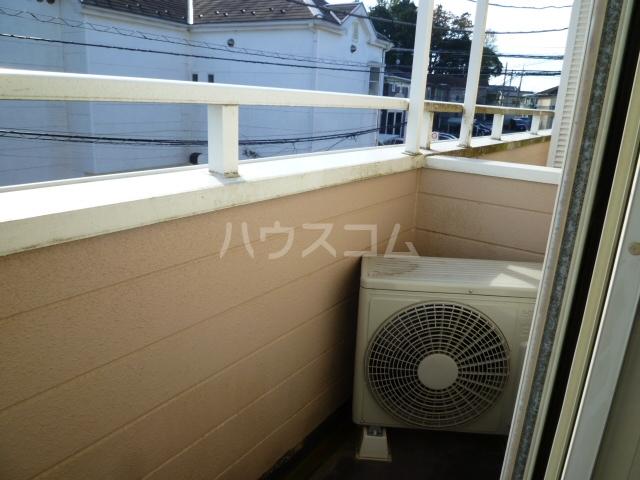 アルファネクスト津田沼第5 203号室のバルコニー