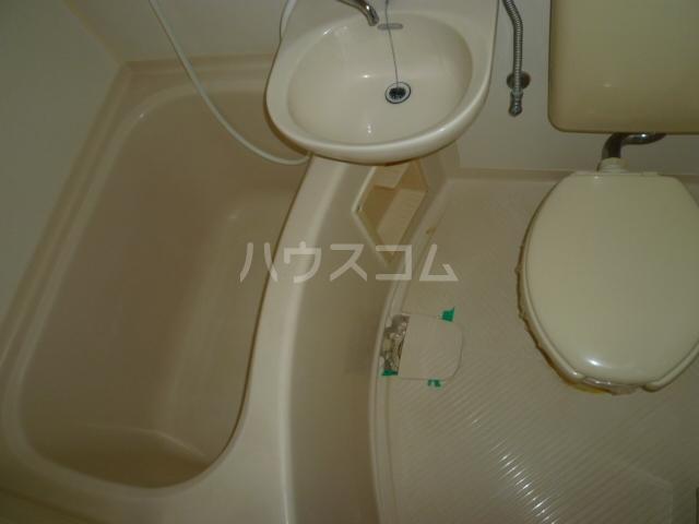 アルファネクスト津田沼第5 203号室の風呂