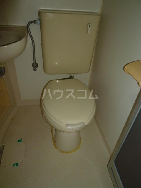 アルファネクスト津田沼第5 203号室のトイレ