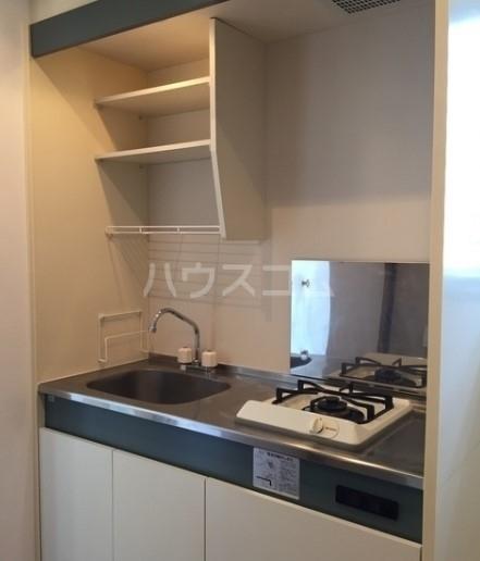 ヴィエント目白 104号室のキッチン