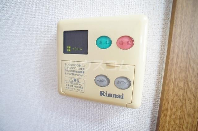 ブレッザA 01030号室の設備