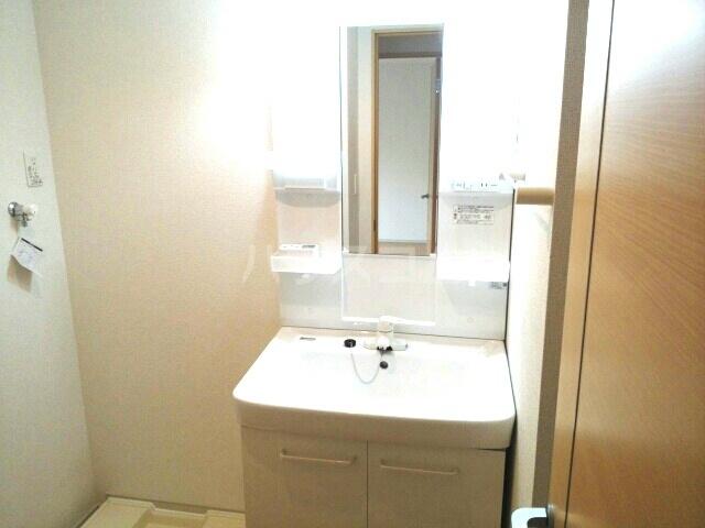 ルガ-トリミテッド1037Ⅰ 01010号室の洗面所