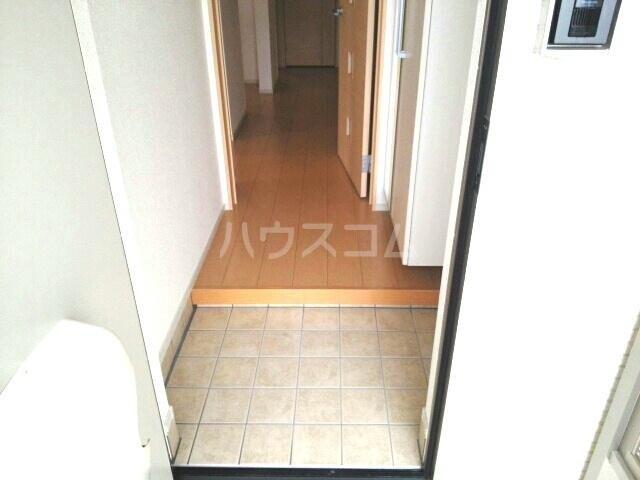 ルガ-トリミテッド1037Ⅰ 01010号室の玄関