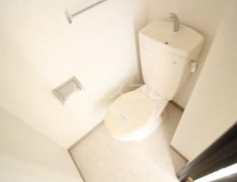 プレール荻窪弐番館 304号室のトイレ