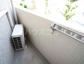 プレール荻窪弐番館 304号室のバルコニー